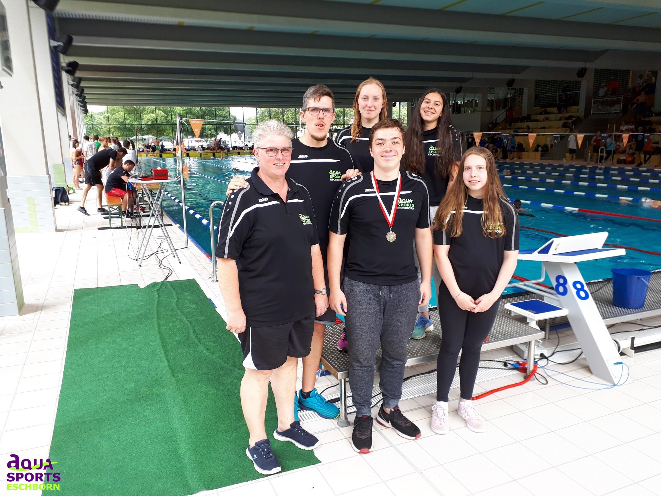 willkommen bei aqua sports eschborn schwimmen  aqua